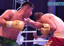 Photo Gallery. Sanjar Tursunov vs Juan Vicente Diaz