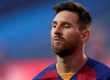 Месси - FIFA 21 футбол симуляторининг энг зўр футболчиси, Роналду эса...