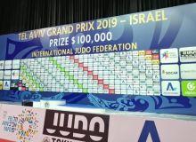 Бугун дзюдочиларимиз Тель-Авив Гран-Присидаги иштирокларини бошлашади