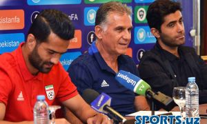 Carlos Queiroz: Sardar Azmoun quits Melli Team for a short period