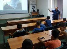 Департамент судей АФУ организовал семинар для воспитанников академий