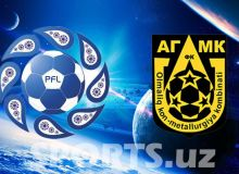 FC AGMK reach Uzbekistan Cup final for the first time
