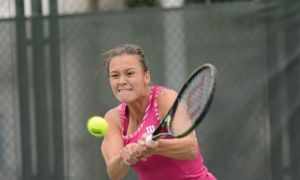 Нигина Абдураимова завершила свое участие в турнире «Фьючерс»