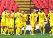 Ukraina so'nggi daqiqada gol urib, mag'lubiyatdan qutilib qoldi