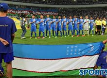 Uzbekistan receive a 3-0 defeat from Uruguay