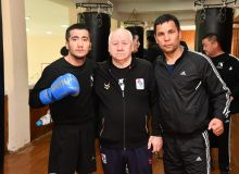 Uzbek boxers are aiming the for gold medals at the Asian Boxing Championships