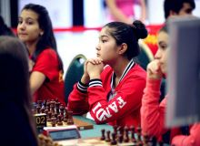 Uzbek chess players gain medals at the FIDE World Youth Rapid and Blitz Championships in Spain
