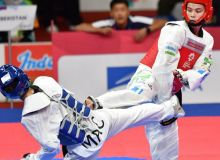 Uzbekistan's four athletes claim medals at the 2019 El Hassan Cup World Taekwondo G1
