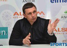 Андрей Шипилов: В первом тайме «Насаф» против нас играл как хотел