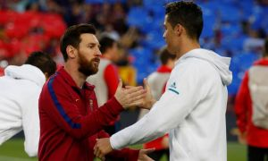 """Роналду бўлмаса Месси """"Реал""""га гол уролмас экан!"""