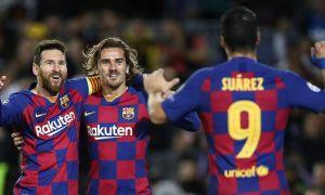 """""""Барселона"""" футболчилари хитойликларни янги йил билан қандай табриклашди? (видео)"""