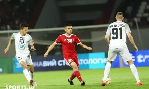 Match Highlights. FC Navbahor 3-1 FC Sogdiana
