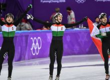 Пхёнчхан-2018: Венгерлар ҳам олтин медаль олишди