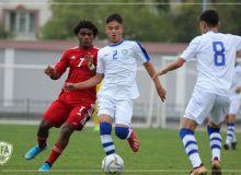 Узбекистан U16 - ОАЭ U16 2:0 (Видео)