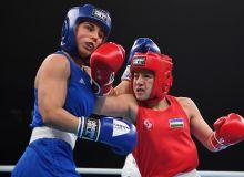 Uzbekistan's historical success was taken by Nigina Uktamova