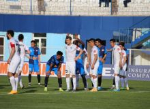 Match Highlights. FC Mashal 0-2 FC Kokand