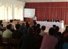 В Самарканде проходит семинар по определению уровня знаний тренеров