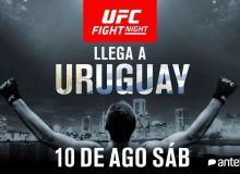 """UFC Urugvay"" турнири жуфтликлари билан танишинг"