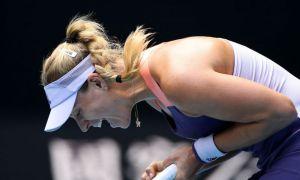 Анжелик Кербер вышла в 1/8 финала Australian Open