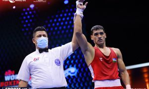 SPORTS.uz Belgrade-2021: Saidjamshid Jafarov's stunning victory at the World Championship