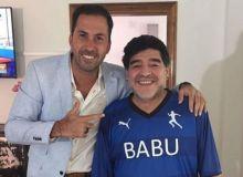 Расман! Марадона Мексика клубини бошқаради