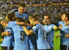 Match Highlights. Uruguay 3-0 Uzbekistan