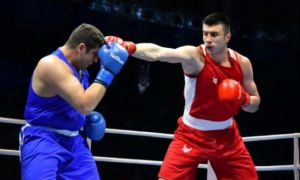 Will Bakhodir Jalolov fight in professional boxing again before the Tokyo Olympics?