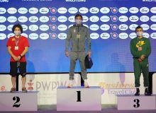 Наши борцы завоевали 2 медали на чемпионате в Польше
