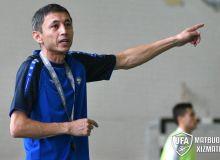 Бахадыр Ахмедов: Наша цель – достойно выступить в отборочных матчах и порадовать наших болельщиков