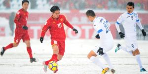 Memorable Matches from the AFC U23 Championship: Vietnam 1-2 Uzbekistan