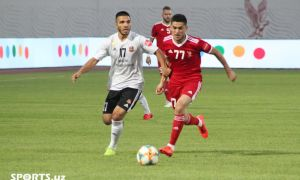 Match Highlights. FC Navbahor 0-1 FC Kizilkum