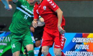 Afghanistan pick a 5-0 win over Tajikistan in 2019 AFC U-20 Fustal Championship Qualifiers