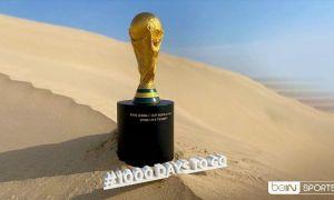 До начала ЧМ-2022 осталось 1000 дней.