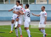 FC Kokand down FC Bunyodkor to bag all three points