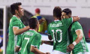 Мексика - Чили 3:1 (видео)