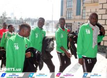 Emerging Stars' squad for friendlies against Uzbekistan revealed