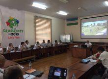 В Ташкенте проходит второй модуль тренерских курсов АФК диплома «А»