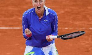 """""""Roland Garros"""". Бир куннинг ўзида 2 та сенсация қайд этилди"""