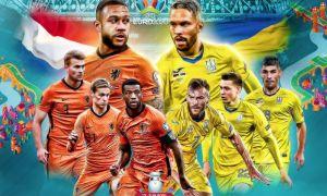 Евро-2020. Нидерландия- Украина: Матнли трансляция