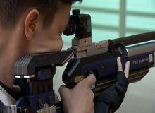 В столице стартовал этап чемпионата страны по стрельбе из пневматического оружия
