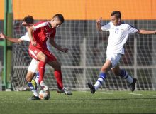 Турнир памяти Валентина Иванова: Сборная Узбекистана U-16 уверенно обыграла Сербию
