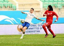 Переносим оставшиеся события женского футбола в новый месяц.