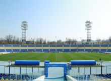 """Пахтакор"" стадиони ""Ал Аҳли""га қарши ўйинга шай (Фото)"