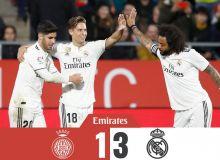 """Реал Мадрид"" – ""Жирона"" 3:1. Бенземадан дубль (Видео)"