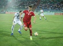 Суперлига: «Навбахор» на последней минуте пропустил гол и потерпел поражение