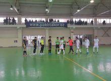2018 Uzbekistan Futsal Cup gets underway in Tashkent