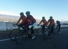 Усердная подготовка велоспортсменов Узбекистана к чемпионату Азии