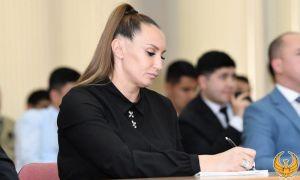 Ирода Туляганова была избрана на пост вице-президента федерации тенниса Азии