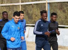 FC Mashal to compete with 4 teams in Tashkent