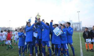 Первый успех новой юношеской сборной Узбекистана U-15.